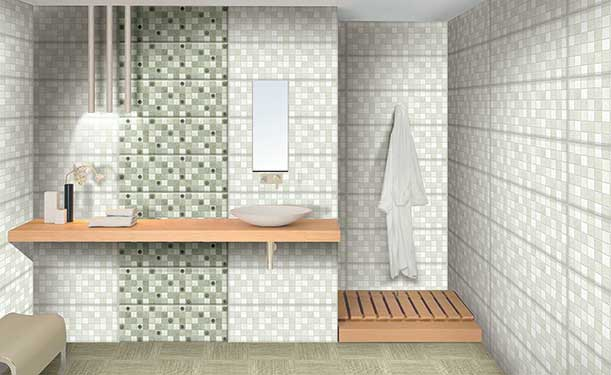 Wonderful Kajaria Bathroom Tiles Design In India  Bathroom Design Ideas